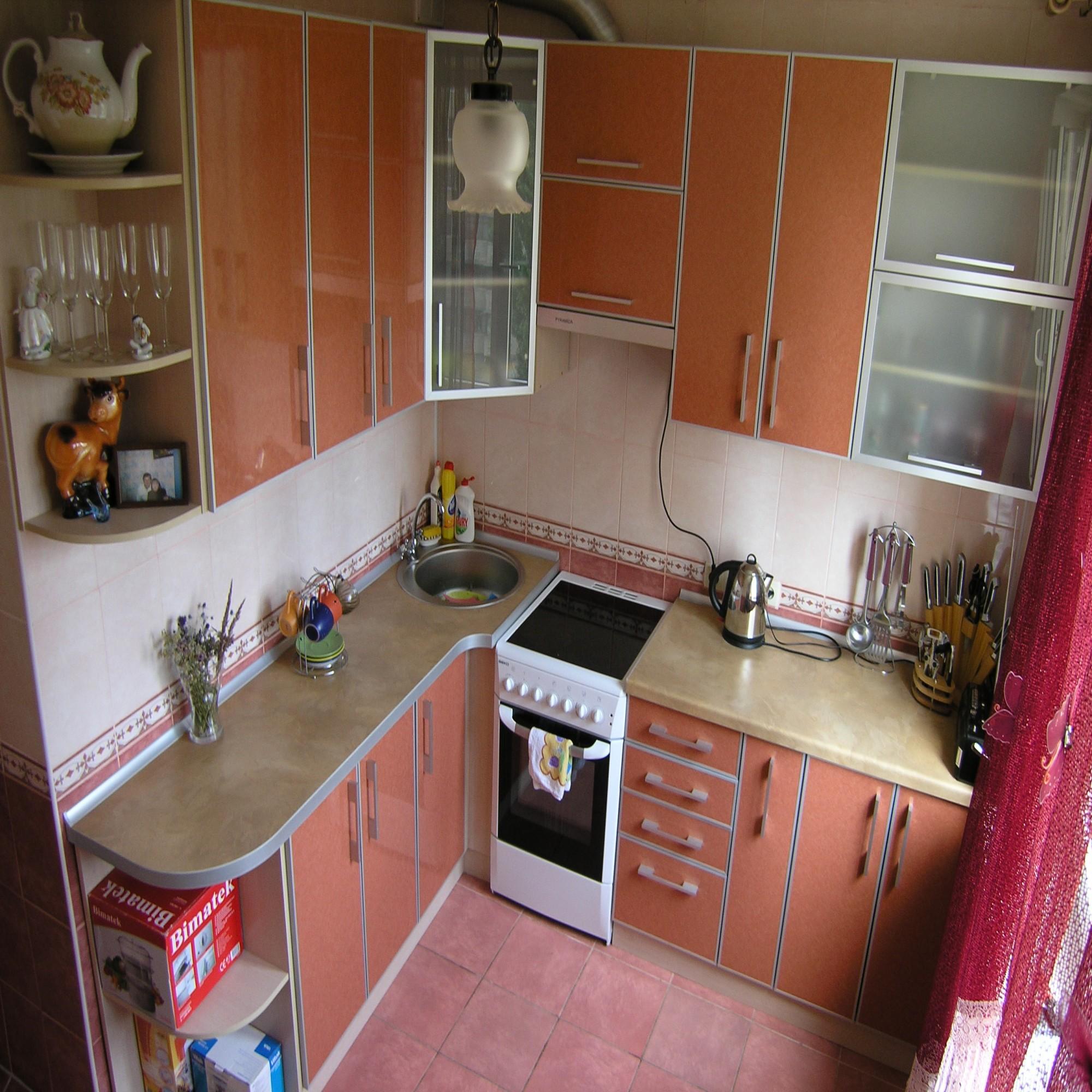 Идеи для кухни 4 кв.м фото